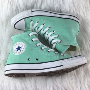 Converse | Mint Green Chuck Taylor Sneakers
